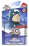 Disney Infinity 2.0 Character - Captain America Figure (PS4/PS3/Nintendo Wii U/Xbox 360/Xbox One) (UK IMPORT)