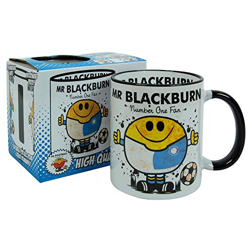 Blackburn mug - football fan gift present Rovers gift for him