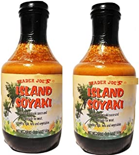 Trader Joe's Island Soyaki 20oz (2 Pack)