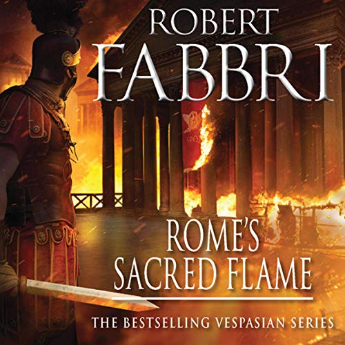 Rome's Sacred Flame cover art