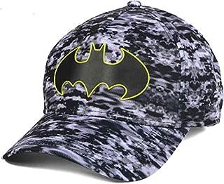 Batman Men's Camo L/XL Hat