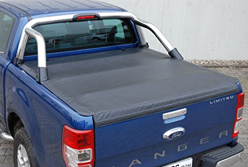 BONYTOPS Ranger Limited MIT ORG. Styling-BAR Double-CAB LADERAUMABDECKUNG TONNEAU Cover