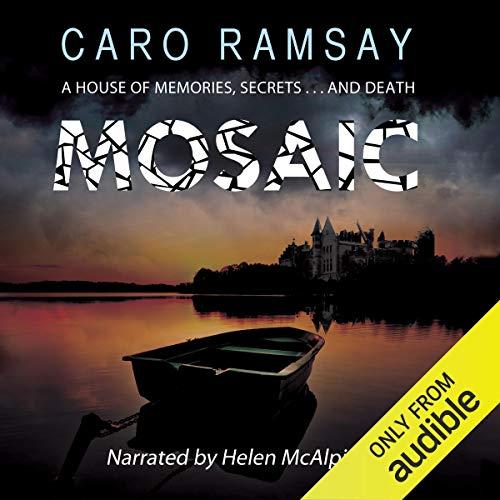 Mosaic audiobook cover art