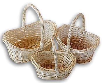 Best wicker easter baskets Reviews