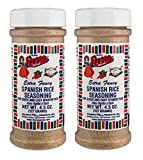 Bolner's Fiesta Spanish Rice Seasoning, 4.5 Ounces (Pack of 2)