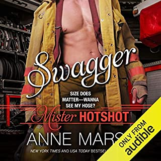 Swagger audiobook cover art