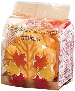 テイストデライト メイプルリーフクリームクッキー3P 12個セット