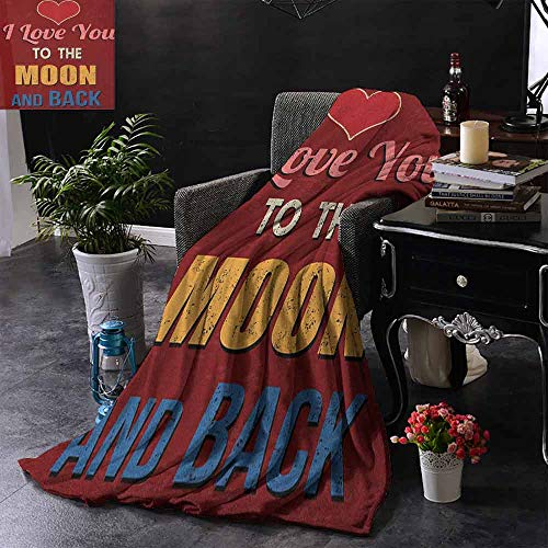 ZSUO Digital Printing Deken Valentines Boeket Vorm Abstract Hart Mijn Beste Vriendschap Affectie Thema Zachte en comfortabele slaapbank
