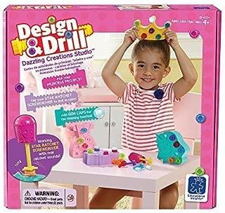 Educational Insights Design & Drill Dazzling Creations Studio