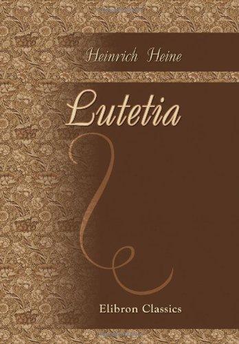 Lutetia (German Edition)