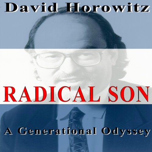 Radical Son audiobook cover art