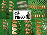 Ping Beryllium Copper Eye 2 Golf Clubs