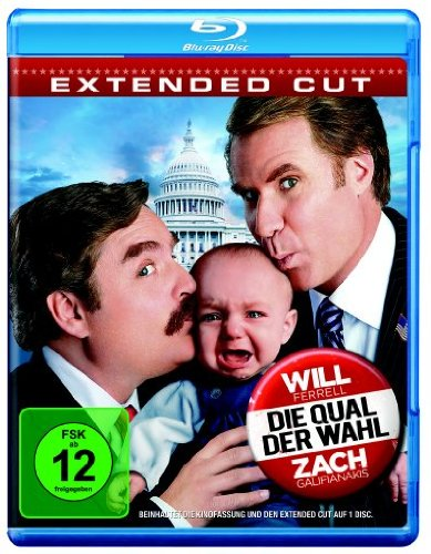 Die Qual der Wahl - Extended Cut [Alemania] [Blu-ray]