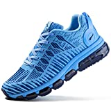 ONEMIX Schuhe Herren Damen Air-Laufschuhe Sportschuhe Trainers Männer Gym Sport Athletisch Running Sneaker mit Luftpolster 35 EU