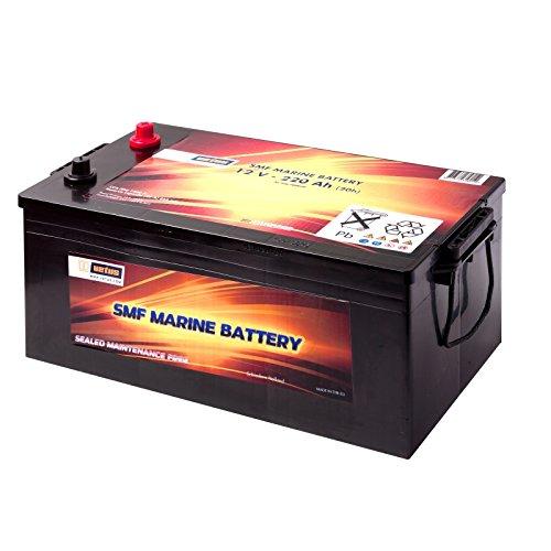 Vetus AGM-Batterie 12V/220Ah