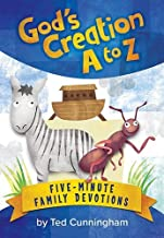 God's Creation A to Z: Family Devotion Cards by MR Ted Cunningham (2014-06-01)