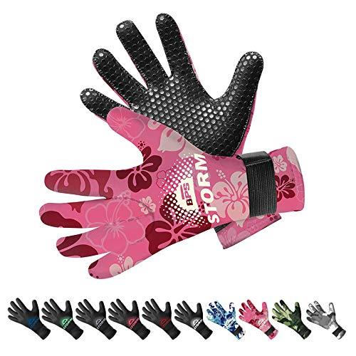 Warm & Comfortable Neoprene Anti-Slip Gloves For Paddling