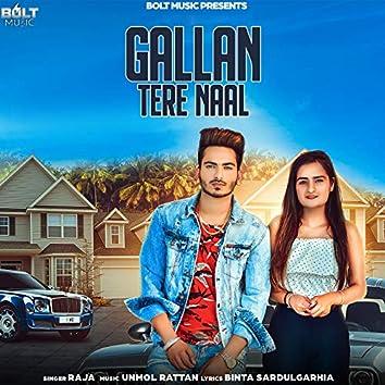 Gallan Tere Naal (feat. Prabh Kaur)