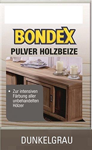 Bondex Pulverbeize Dunkelgrau 7,5 g - 352536