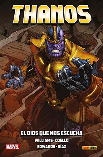 Thanos: El dios que nos escucha (100%MARVEL)