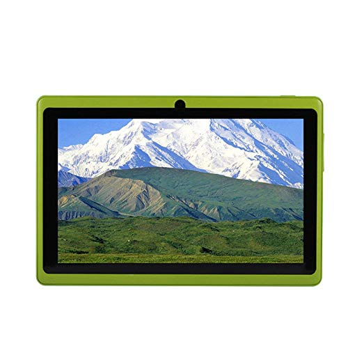 DBSUFV A33 Versión WiFi Tablet PC Pantalla de Alta definición Juego de música Entretenimiento Computadora Inteligente con detección de Gravedad