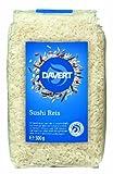 Davert Arroz para sushi, 4 unidades (4 x 500 g) – Bio