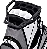Best Cart Bags - ASK ECHO Premium Golf Cart Bag with 14 Review