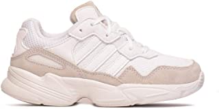 adidas Children Boys Originals YUNG-96 Trainers Sneakers in White