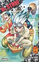 Dr. Stone - Tome 08 de Riichirô Inagaki
