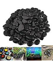 Stenen om te schilderen, kiezelstenen voor tuindecoratie, tuinstenen, aquarium decoratie-steen, natuursteen