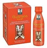 BADERs de la farmacia. Shot con cafeína de guaraná, vitamina B 12 y magnesio. 4 x 60ml. Sabor afrutado parecido al café.