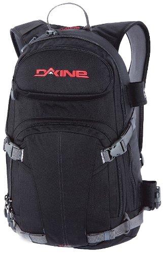 Dakine Heli Pro Sac à Dos, Homme, 8100575, Noir, 53 x 28 x 14 cm