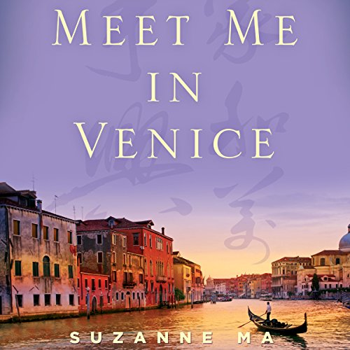 Meet Me in Venice cover art