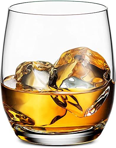 ワイングラス ワインタンブラー ウィスキーグラス ウォーターグラス クリスタルグラス 薄口 シャンパン カクテル ジュース カベルネ メルロ リースリング 100%鉛フリー クリア 日本食品検査合格 350ml Lazysong