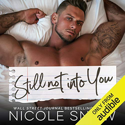 Still Not Into You audiobook cover art