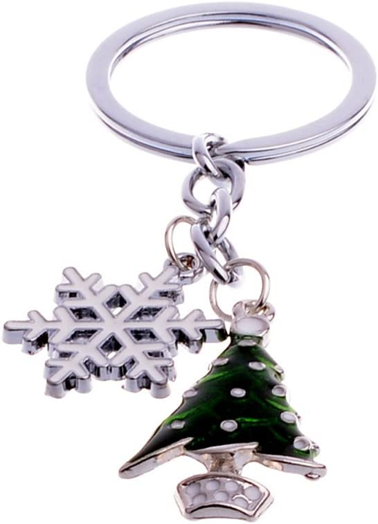 Christmas Ornament Amosfun Cute and Mini Our shop most popular Snowflak Bombing free shipping Tree