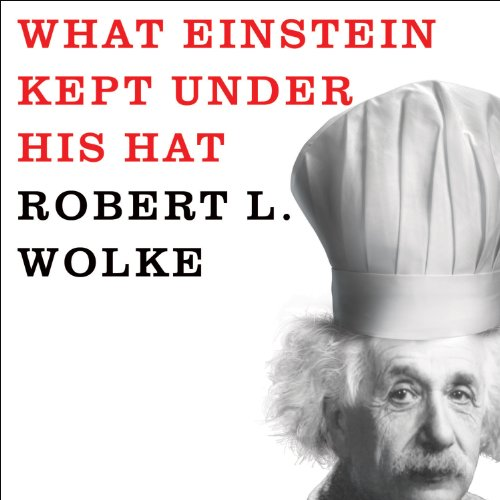 What Einstein Kept Under His Hat audiobook cover art