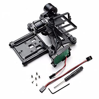 2 Axis Brushless Camera Gimbal for XK Innovations X380 Quadcopter Drone from XK Innovations