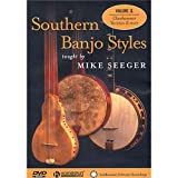 Mike Seeger: Southern Banjo Styles - Volume 1 -