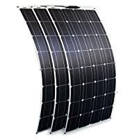 ソーラーパネル300W ソーラーチャージャー100W *3 太陽光発電パネル 高変換効率 単結晶 防水 防振 防塵 RV 12v 電池 ボート キャビン テント 屋外照明 停電 車中泊 アウトドア 接続 ソーラー充電器dgsunlight (ソーラーパネル300W)