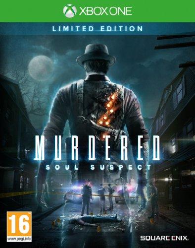 bester Test von murdered soul suspect Mordfall: Verdacht auf die Soul Limited Edition (Xbox One) [UK IMPORT]