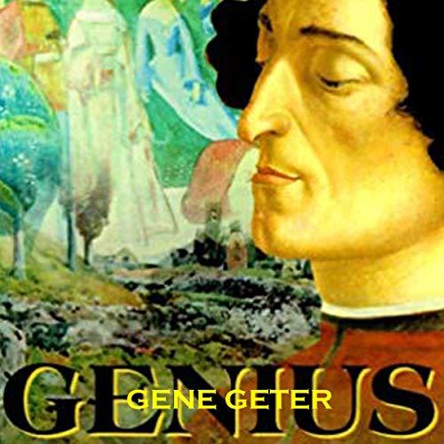 Genius audiobook cover art