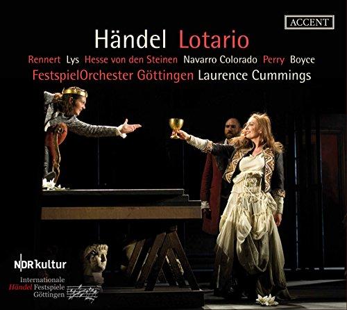 Lotario, HWV 26, Act II: Arma lo sguardo (Live)