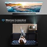 IMG-1 proiettore wifi yaber y61 6000