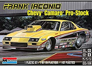 Revell Frank Iaconio Camaro Pro Stock Model Car Kit