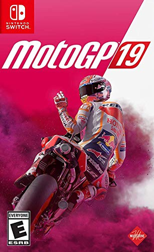 MotoGP 19 (NSW) - Dirt Bike Games For Nintendo Switch