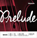 D'Addario Prelude - Muta di corde RE per violoncello 1/4, tensione: Medium...
