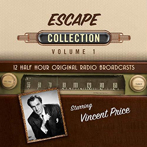 Escape, Collection 1 cover art