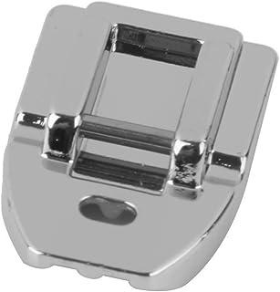 Verycharming Máquina de coser con cremallera invisible ocul