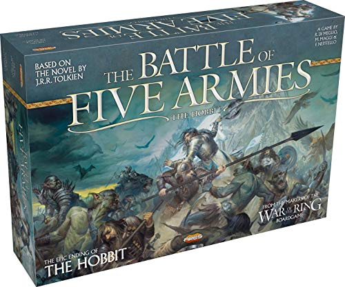 Battle of Five Armies War Strategy Board Games